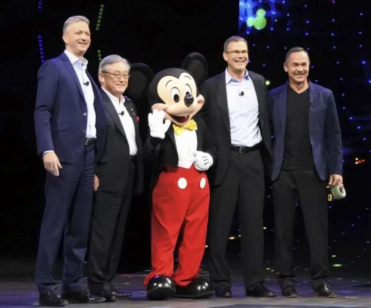 日立携手迪士尼展开战略合作,全面开拓美国市场
