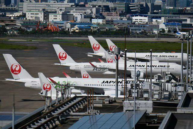 受台风19号影响,ANA和JAL两天内停飞2170趟航班、35万人受到影响