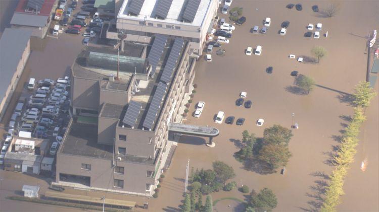 台风19号目前造成35人死亡、18人失踪