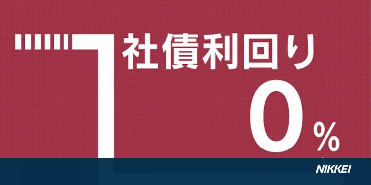 丰田金融在日本国内首发零收益债券