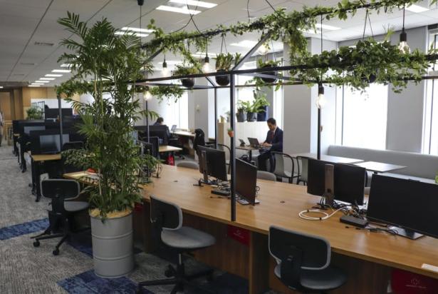 亚马逊日本扩建办公室,营造良好工作环境吸引人才