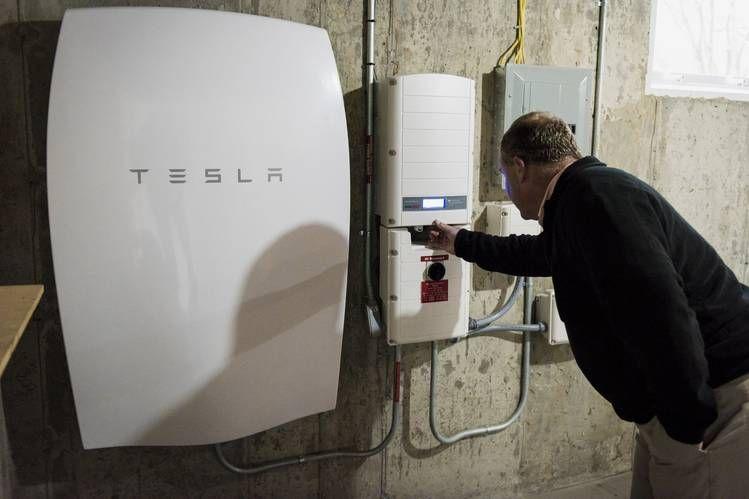特斯拉将于2020年在日本推出家用蓄电池Powerwall