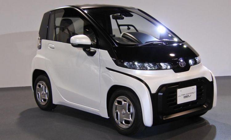 丰田最新超小型电动汽车2020冬季发售,助力日本老龄化社会