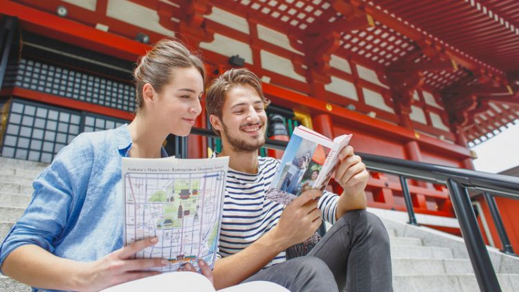 9月访日游客人数比去年同期增加5.2%,而韩国访日人数下降了58.1%