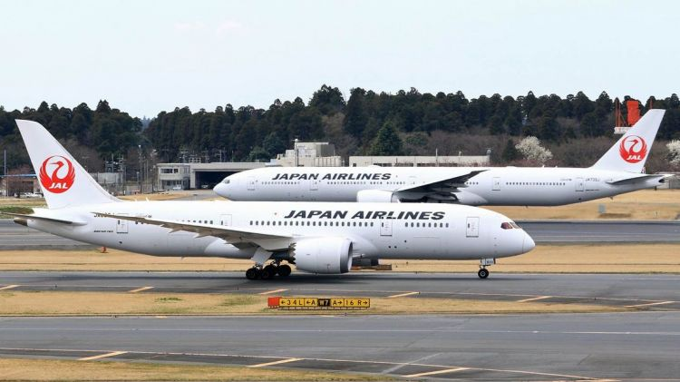 JAL与ANA11月份将提高国际货物运输燃油附加费