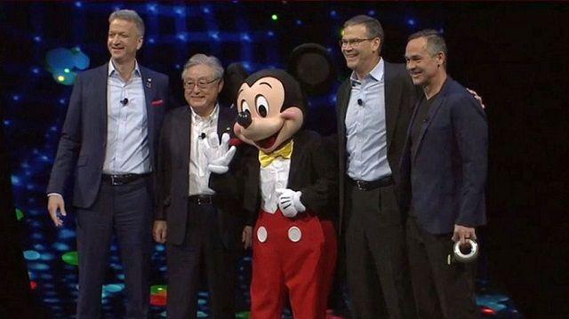 为活用物联网技术,日立将与迪士尼合作