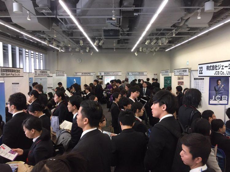 2018年外国留学生在日本就职人数同比增长15.7%,创历史新高