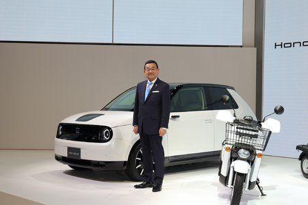 2019东京车展正式开幕,各大品牌新款电动汽车齐亮相