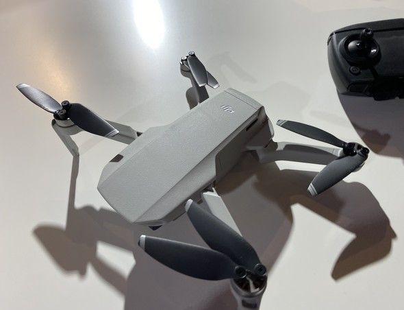 大疆面向日本地区推出重量仅199g航拍无人机Mavic Mini
