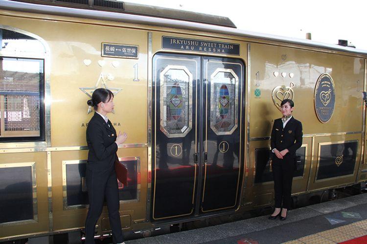 九州甜点列车ARU给你一份华丽梦幻的难忘回忆