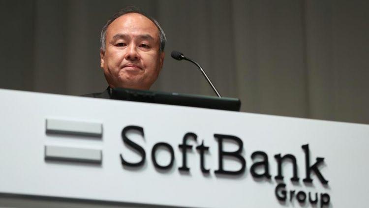 软银投资阿里巴巴前景大好,盈利额高达2771亿日元