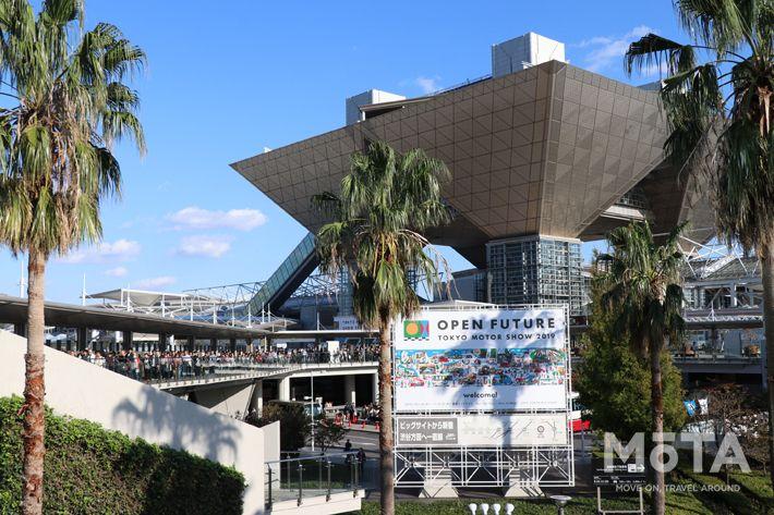 东京车展4日闭幕,时隔12年到场人数突破100万