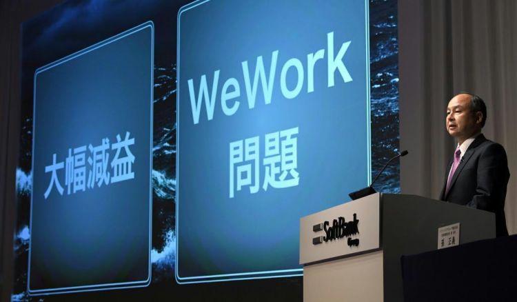 软银投资Wework产生巨额亏损,孙正义承认决策失误