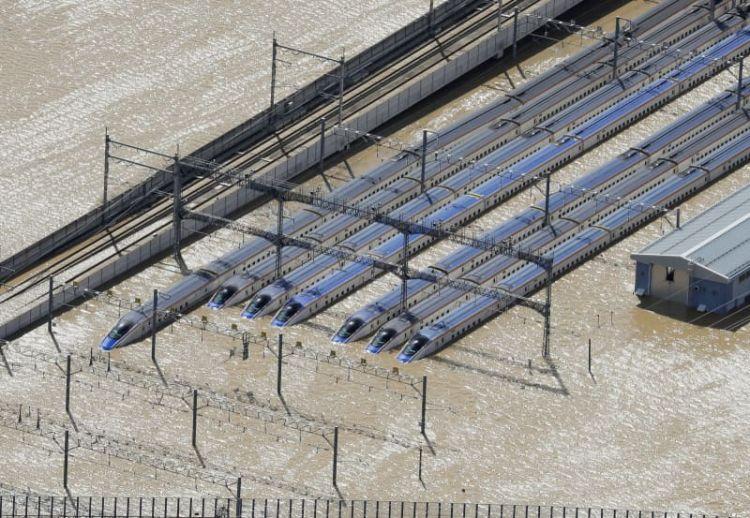 北陆新干线浸水车报废,JR西日本将推出2列新车