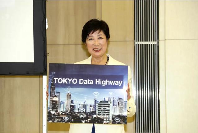 日本东京将率先建立5G通讯网迎接奥运