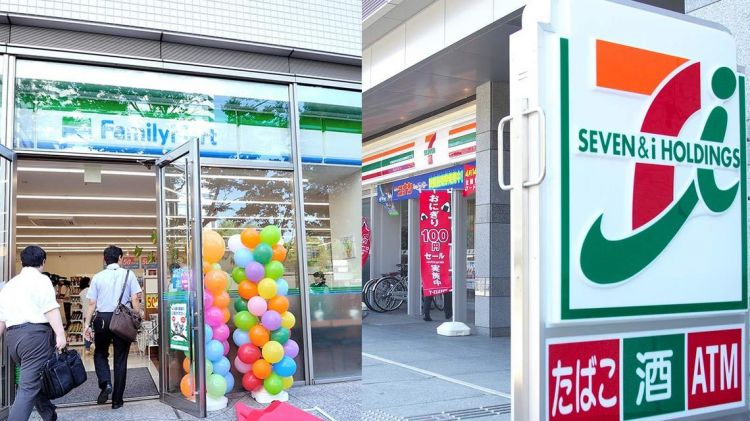 为摆脱便利店行业的经营危机,7-11和全家便利店采取截然相反的应对措施