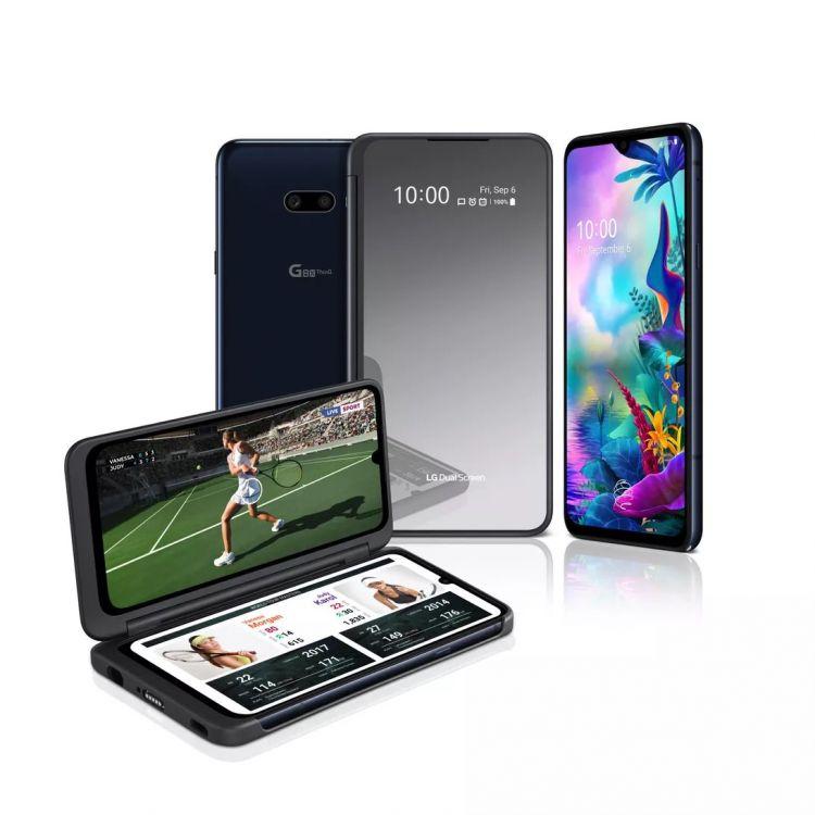 """软银将推出双屏手机""""LG G8X ThinQ"""""""