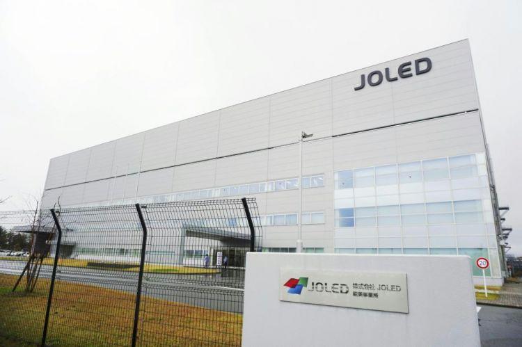 JOLED建成有机EL面板量产线