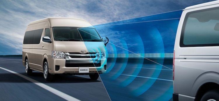 日本政府计划于2021年导入自动刹车装置搭载系统