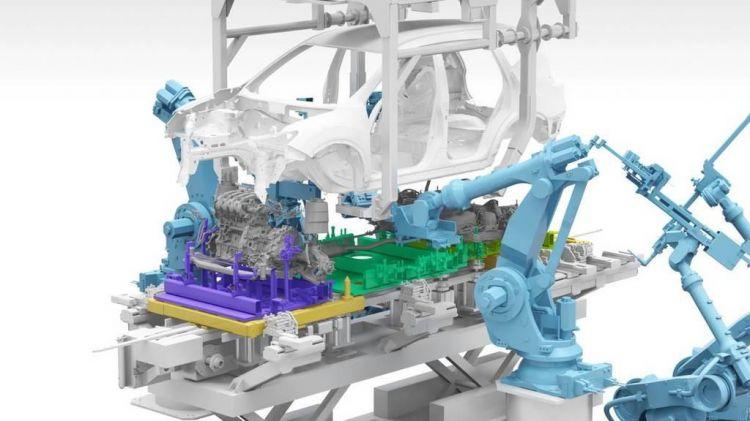 日产投资330亿日元引入新时代汽车生产技术