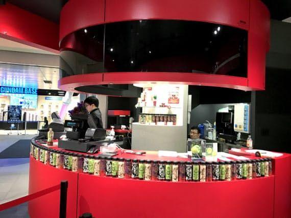 高达基地将在福冈开设,2000种周边贩卖并配有主题咖啡店