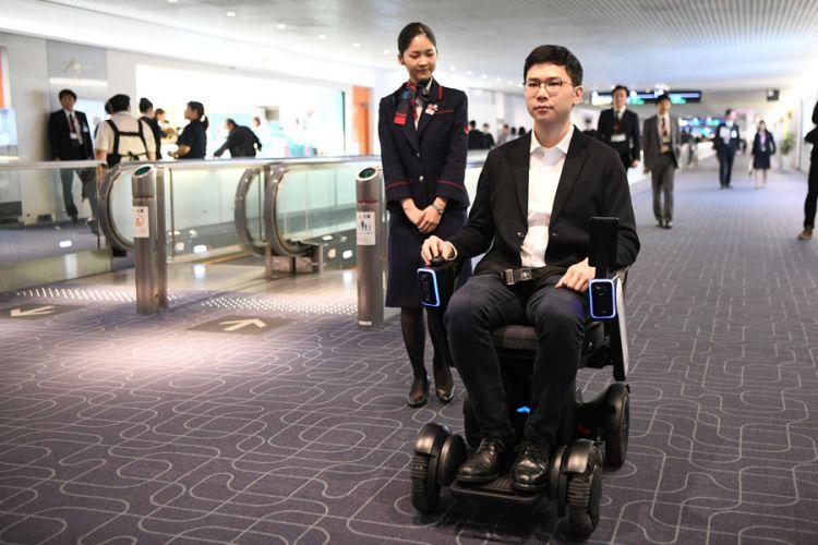 日航将在2020提供出借电动轮椅的服务