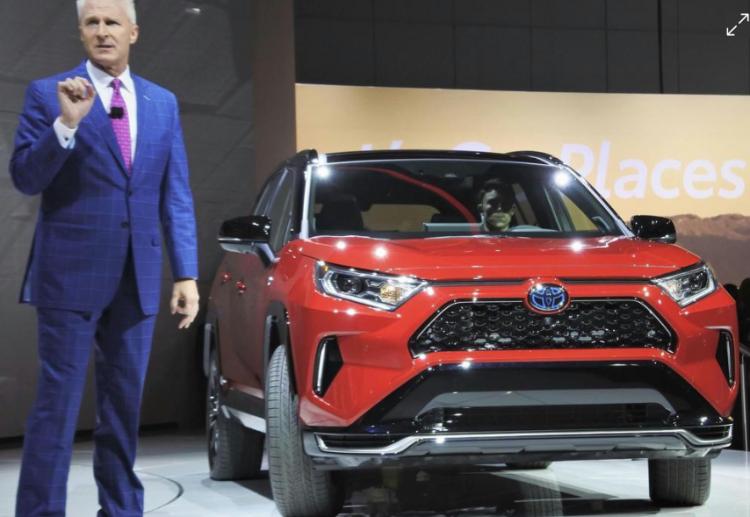 11月日系车在美国新车销售量增加,,SUV畅销
