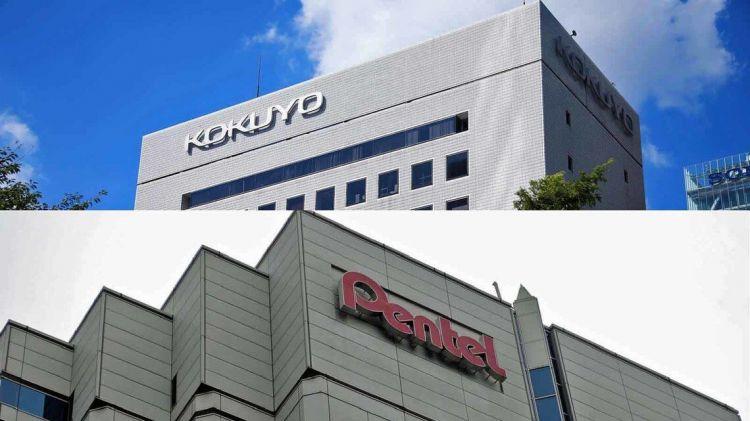 日本文具行业竞争激烈  国誉文具已收购派通文具45%股份