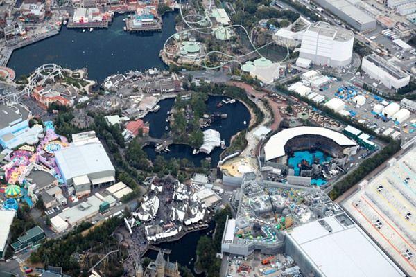 日本环球影城任天堂主题园区将在东京奥运会前开业