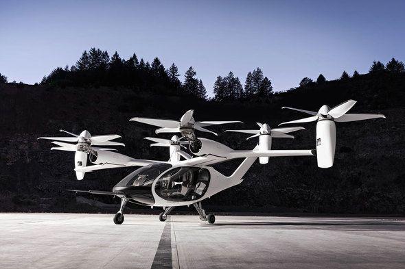 丰田出资3.94亿美元,领投电动飞行汽车项目