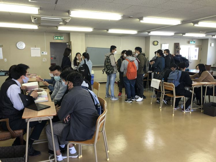 长崎留学生支援中心2020年度担当者研修会