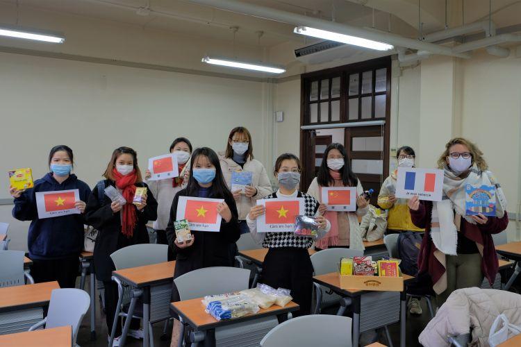 长崎留学生支援中心2020年度生活支援活动