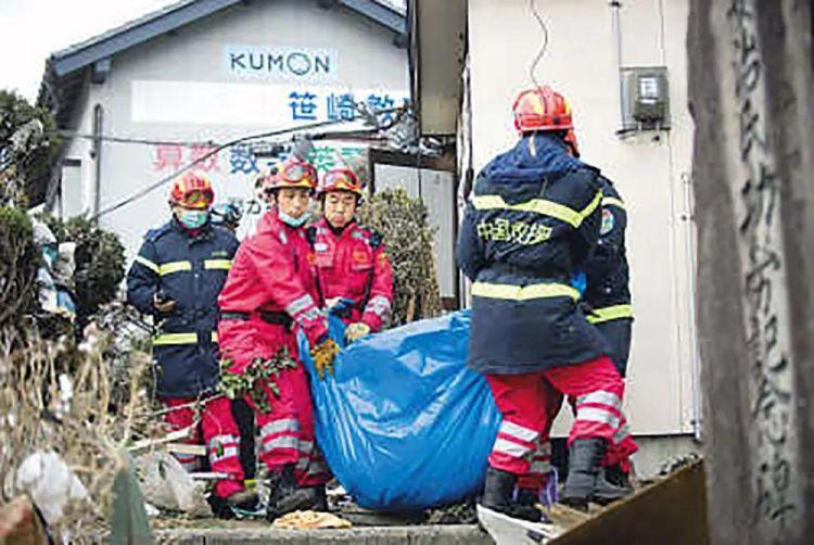 """危急关头,中国外交官战斗在一线——程永华回忆日本""""3.11""""大地震"""