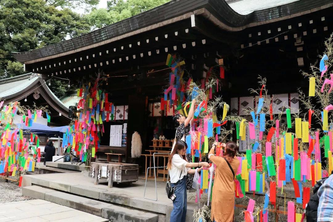 日本人都是怎么过七夕的?